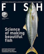 <image shows FISH magazine front cover>